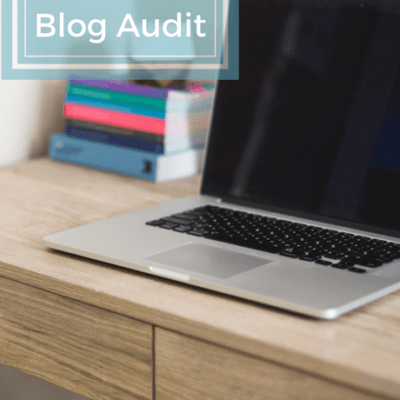 Website and Blog Audit